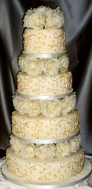 Layer Wedding Cake Price